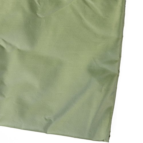 "Triwonder 84.6"" x 84.6"" Outdoor Waterproof Camping Shelter Tent Tarp Footprint Groundsheet Blanket Mat (Green)"