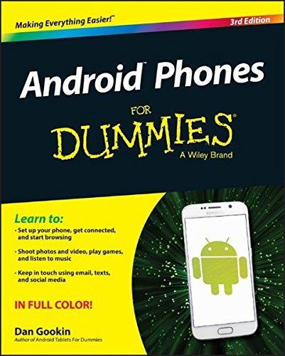 Android Phones For Dummies (Samsung Best Selling Smartphone)