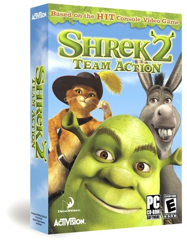 Shrek 2: Team Action - PC