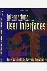 International User Interfaces Paperback