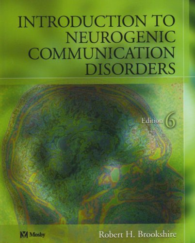 Intro.To Neurogenic Commun.Disorders