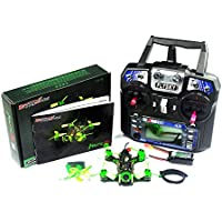 Happymodel Mantis85 85mm FPV Racing Drone Pure Carbon Quadcopter Frame Kit with flysky FS-I6 Transmitter RTF Drone (Mode 2)