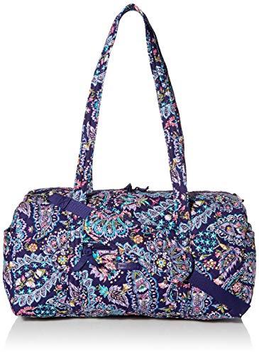 Vera Bradley Signature Cotton Travel Duffel Bag, French Paisley