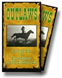 Outlaws: Billy the Kid & Butch Cassidy and the Sundance Kid [VHS]