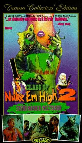 Class of Nuke Em High 2 [VHS]