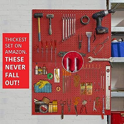 Amazon.com: Juego de 57 piezas extra gruesas de accesorios ...