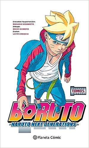 Boruto nº 05: Naruto Next Generations: 245 Manga Shonen ...