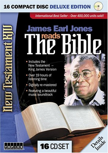 James Earl Jones Reads the Bible pdf epub