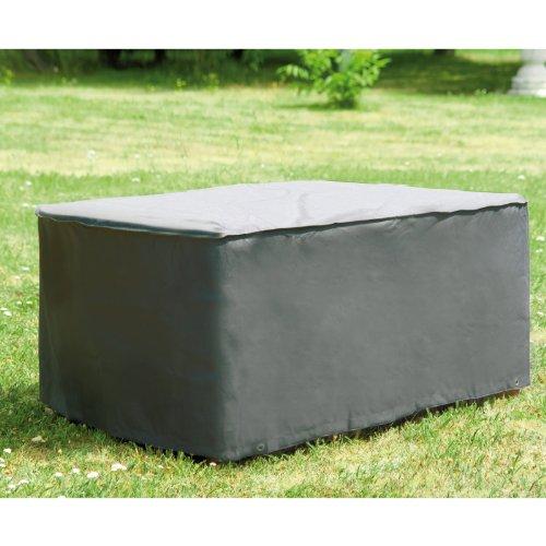 Schutzhülle Polyester 240x200x95 cm Hülle für Lounge-Set Sitzgruppe Loungemöbel