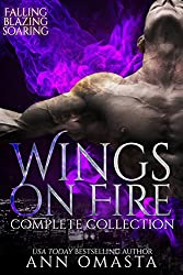 Wings on Fire ~ Complete Collection: Falling, Blazing, and Soaring