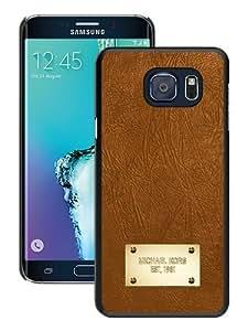 Newest M-K Samsung Galaxy S6 Edge Plus Case ,Unique Michael Kors 137 Black Samsung Galaxy S6 Edge+ Cover Case Fashion And Durable Designed Phone Case
