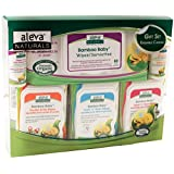 Aleva Naturals Bamboo Baby Gift Set (Items in the package may vary)