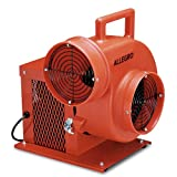 Allegro Industries 9504 Standard Blower Includes Electric Motor, Cage Enclosed, 1/3 hp