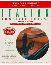 Basic Italian: CD/Book Package