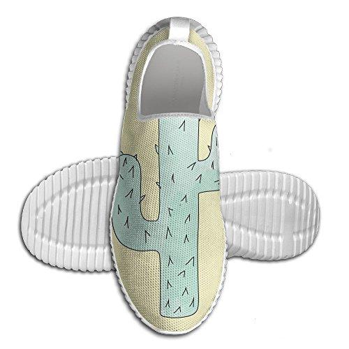 Women Shoes Breathable Mesh Leisure comfortable Shoes(green) - 7