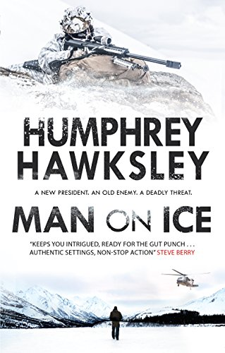 Man on Ice: Russia vs the USA - in Alaska by [Hawksley, Humphrey]
