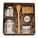 Skinny & Co Coconut Oil Beauty Box Gift Set