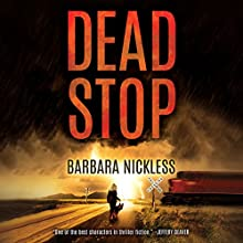 Dead Stop Audiobook by Barbara Nickless Narrated by Emily Sutton-Smith