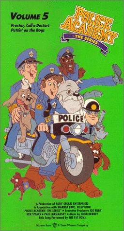 Police Academy [USA] [VHS]: Amazon.es: Denise Pidgeon, Ron ...