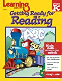 Learning Library-Getting Ready for Reading, The Mailbox Books Staff, 1562345400