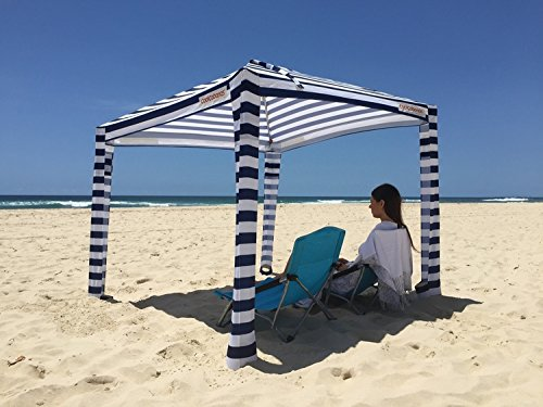 New Cool Cabanas UPF 50 Cotton Poly Canvas