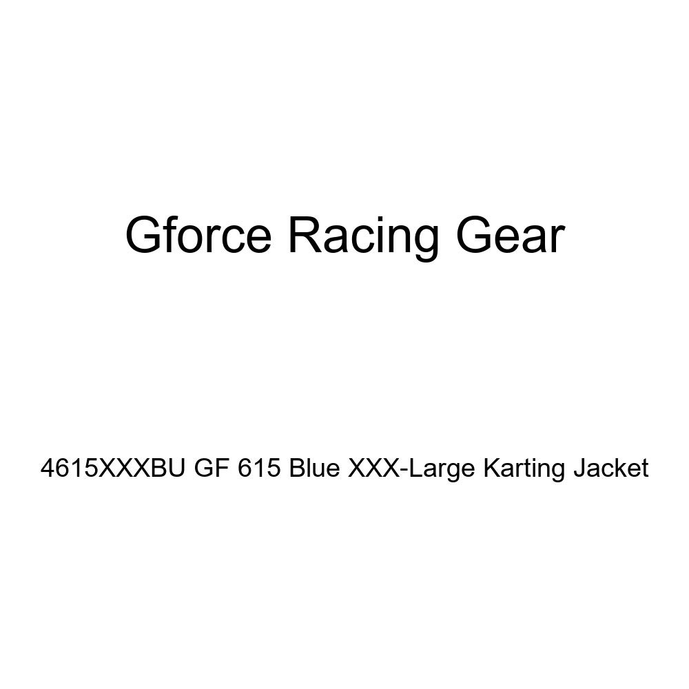G-Force 4615XXXYL GF 615 Yellow XXX-Large Karting Jacket