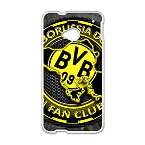 RHGGB Borussia Cell Phone Case for HTC One M7