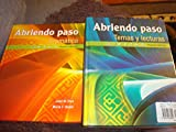 img - for Abriendo Paso Temas y Lecturas and Gramatica 2 Book Set book / textbook / text book