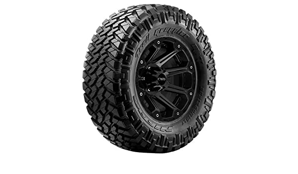 Nitto trail grappler m//t LT33//12.50R15 108Q bsw all-season tire