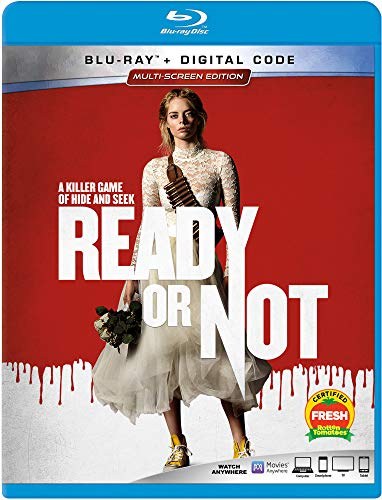 Ready or Not 2019 Dual Audio Hindi 300MB 480p BluRay