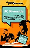 UC Riverside College Prowler off the Record, Cynthia Wild and Kevin Nash, 1596581441