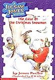 The Case of the Christmas Snowman, James Preller, 0590691260