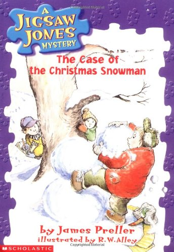 - The Case of the Christmas Snowman (Jigsaw Jones Mystery, No. 2)