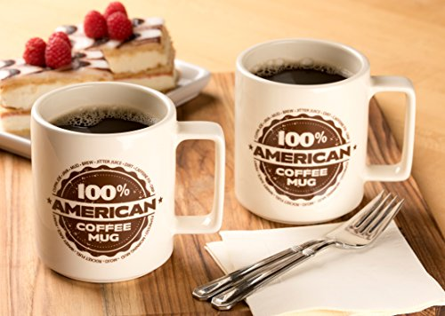 American Mug Pottery Ceramic Square product image