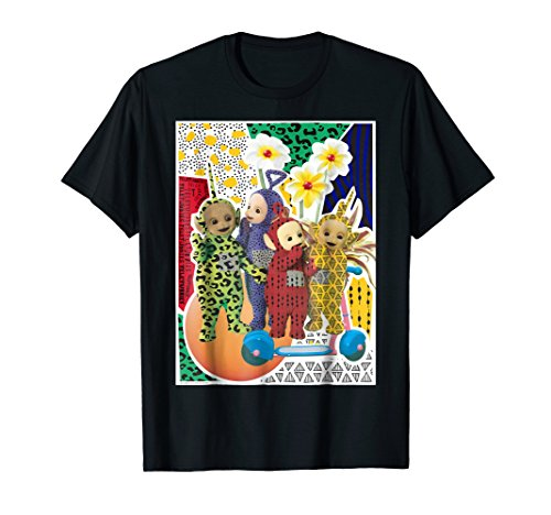 Teletubbies Adult T Shirt - Pattern Overload