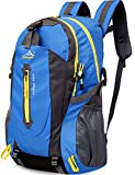 Aidonger Hiking Backpack, Travel Daypacks 14 Inch Laptop Backpack School Backpack (Blue)