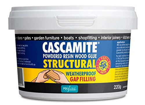 Cascamite Powdered Resin Wood Glue 220g Buy Online In