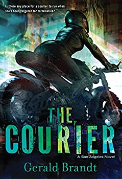 The Courier by Gerald Brandt speculative fiction book reviews