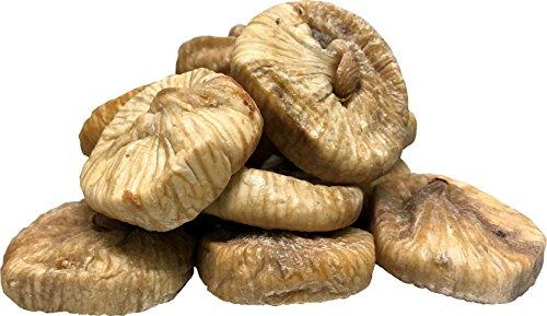 NUTS U.S. - Dried Turkish FIGS, Sun Dried, No sugar added, No Sulphur (2 LB)