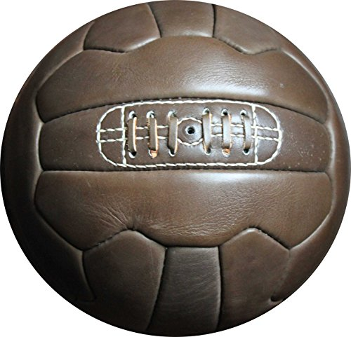 Vintage 1966 Soccer Ball Brown product image