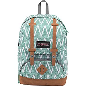 JanSport Baughman Laptop Backpack (Malachite Green Wavelength)
