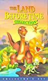 The Land Before Time Collector's Set (Volumes 1-4) [VHS]