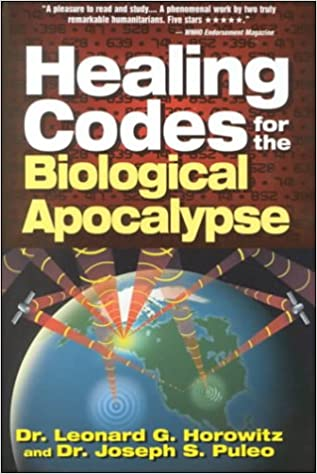 Image result for healing codes for the biological apocalypse