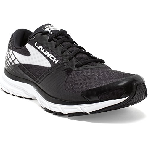 Brooks Damen Launch 4 Laufschuhe Black/White