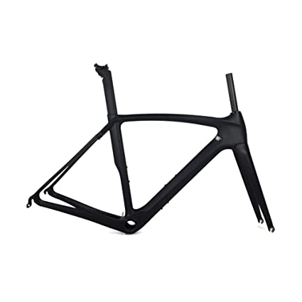 c664f2beb60 Fasteam UD Matt BB386 Carbon Frame for Road Bicycle with Full Carbon Fiber  Fork (50CM