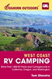 Foghorn West Coast RV Camping, Tom Stienstra, 1566916712
