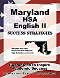 Maryland HSA English II Success Strategies Study Guide: Maryland HSA Test Review for the Maryland High School Assessments
