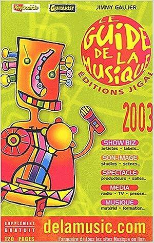Livre Le guide de la musique 2003. : 2 volumes pdf epub