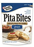 Sensible Portions Pita Crisps, Sea Salt, 5 oz. (Pack of 12)