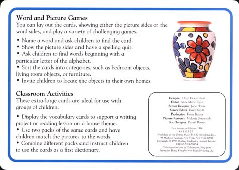 Flash Cards: In the Home pdf epub